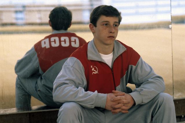 Виталий Щербо 1990 г.
