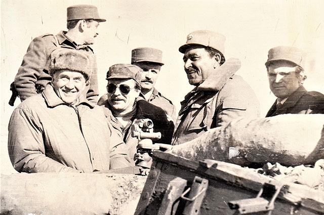 Афган, 1989 г.