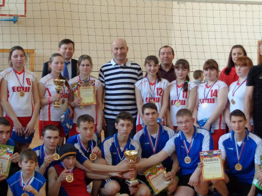 Владимр Никешкин возглавлял Федерацию волейбола в Республике Удмуртия.