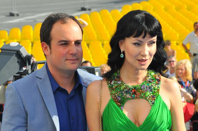 Нона Гришаева и Александр Нестеров