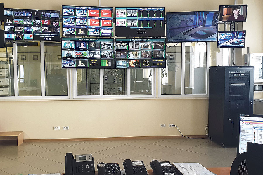 Отключение аналогового телевещания в регионе прошло без сбоев.