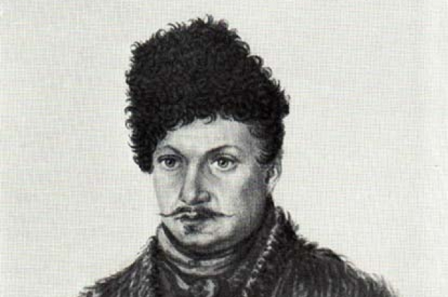 Самой яркой фигурой среди ссыльных декабристов был Василий Давыдов.
