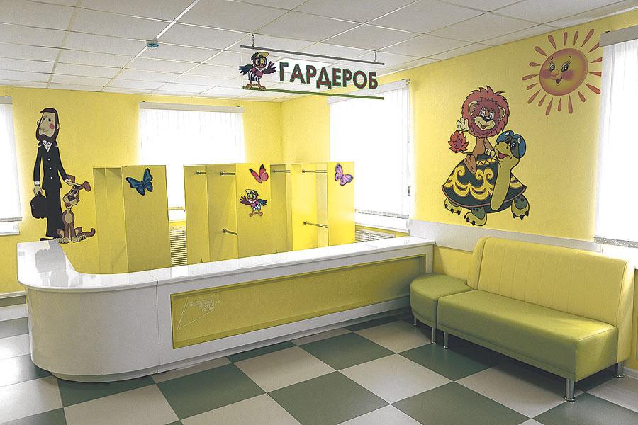 Детскую поликлинику в Рассказово просто не узнать.
