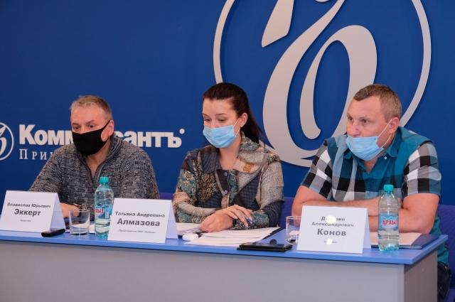 О ситуации по делу Эльфиры Кузьминой её представители рассказали на круглом столе.