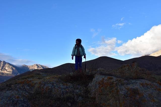 Изучать родной край Софья начала с двух лет.