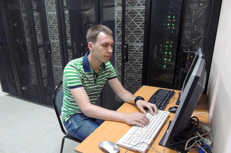 Администратор суперкомпьютера имеет доступ к контролю из любой точки мира