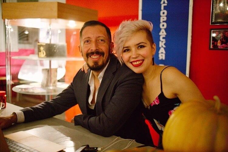 Дана и Рауль встретились в Чили.