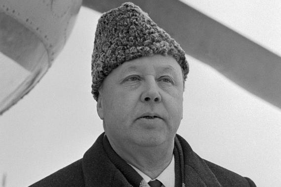 Михаил Миль, 1966 год
