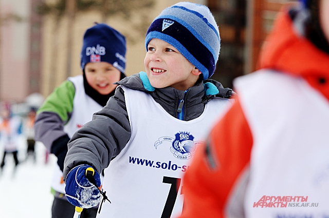 Спортивный характер нужно воспитывать с детства.