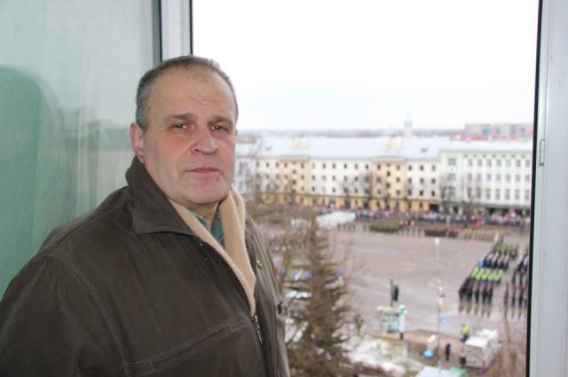 Андрес Вальме считает, что из России «не нужно делать проходной двор».