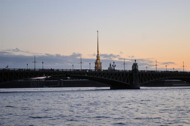 Санкт-Петербург, белая ночь