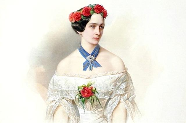После смерти Пушкина Наталья Николаевна долгие годы была в трауре, пока не вышла замуж за Петра Ланского.