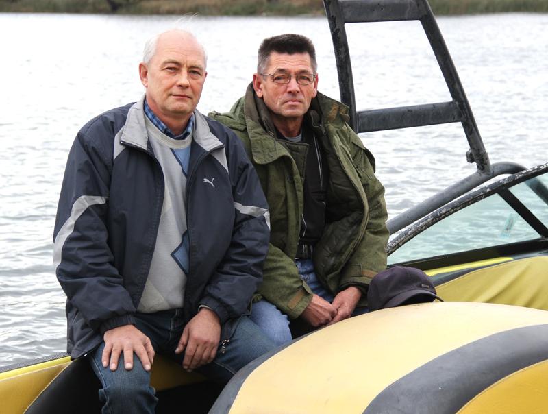 Владимир Тройнов и Сергей Уральцев готовы сделать Ульяновск столицей водно-моторного биатлона – были бы средства…