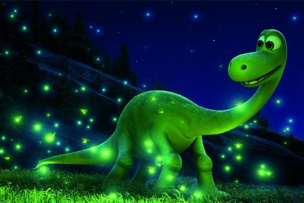 «Хороший динозавр».