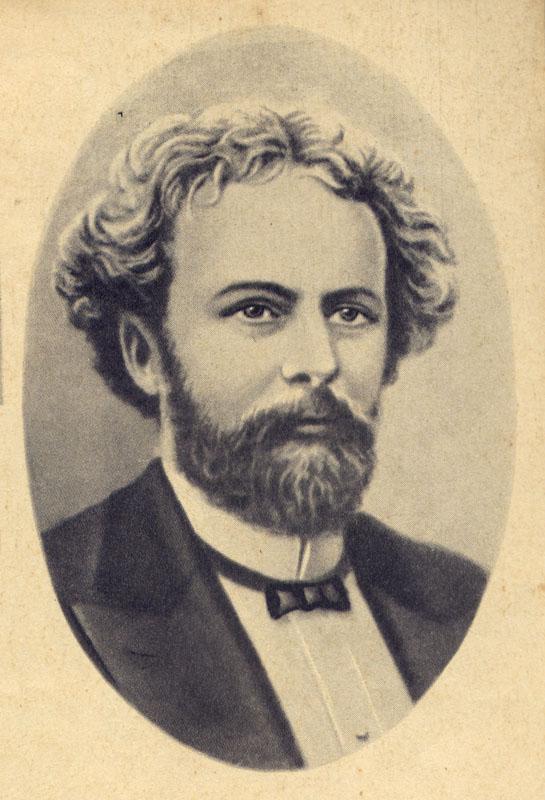 Владислав Краевский заметил молодого атлета и привез в Петербург.