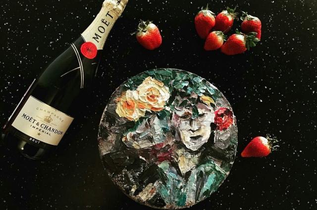 Картины Шагала пользуются особой популярностью.