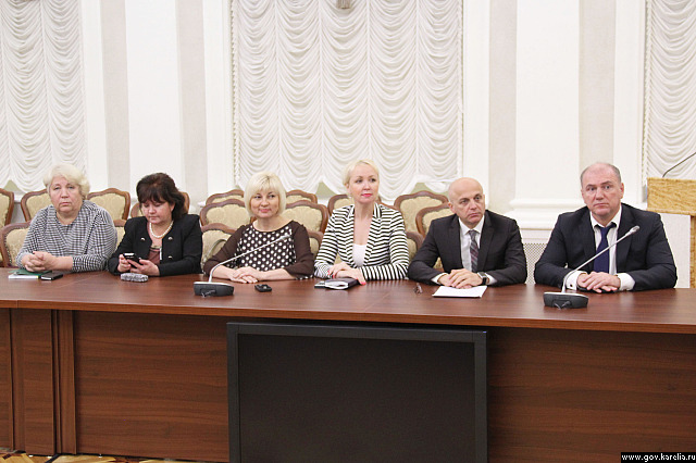 Новые депутаты ЗС Карелии