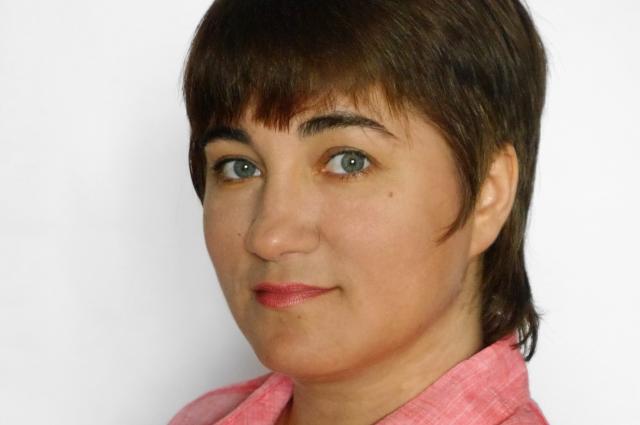 Марина Трубицкая.