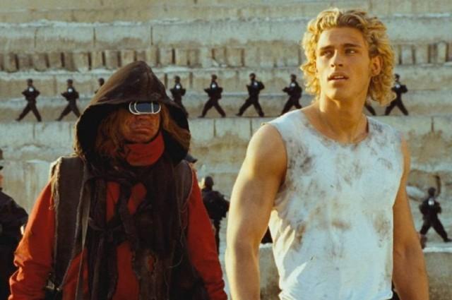Василий Степанов (справа) не нашел себя в большом кинематографе.