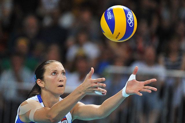 Игрок краснодарского «Динамо» Мария Перепелкина.