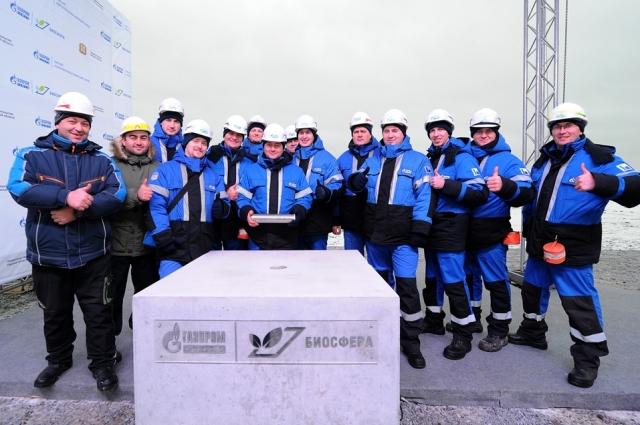 Команда завода готова начать строительство.