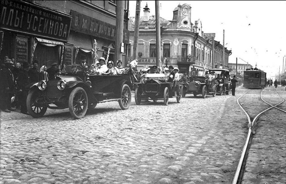 Казань. 1912 год.