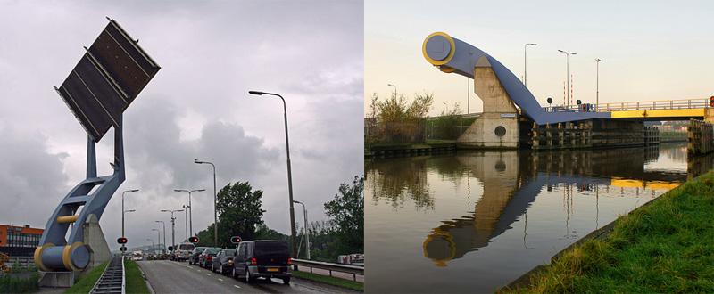 Мост над рекой Харлингер