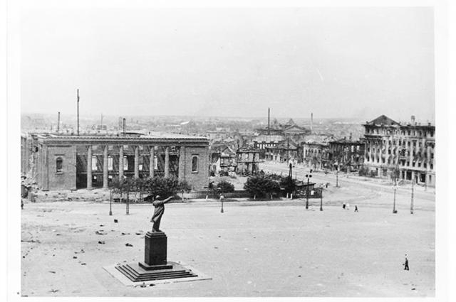 Театр в 1940-е годы.