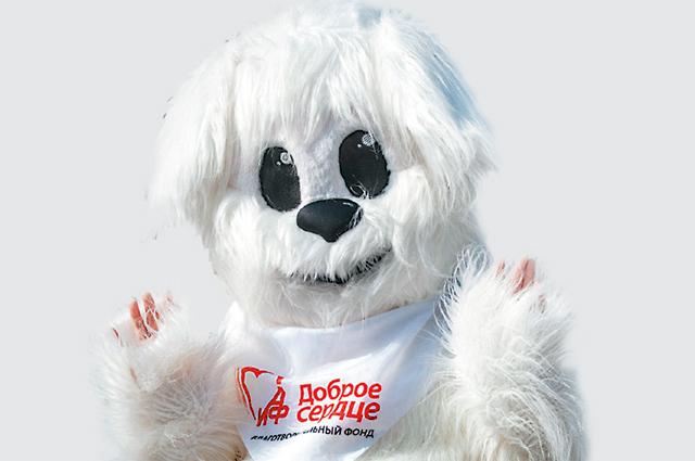 Собака АиФка.