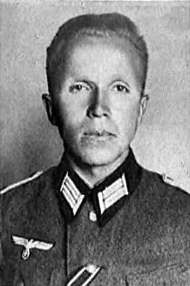 Николай Кузнецов в немецкой форме, 1942 год.