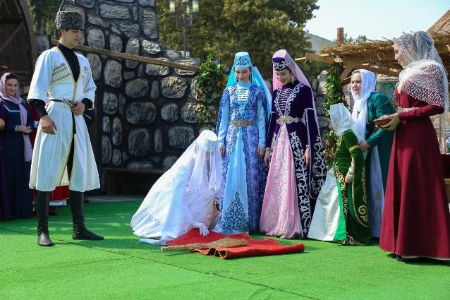 лучший способ погружения в традиционную культуру - побывать на ингушской свадьбе.