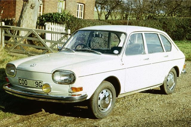 Volkswagen TYP4.