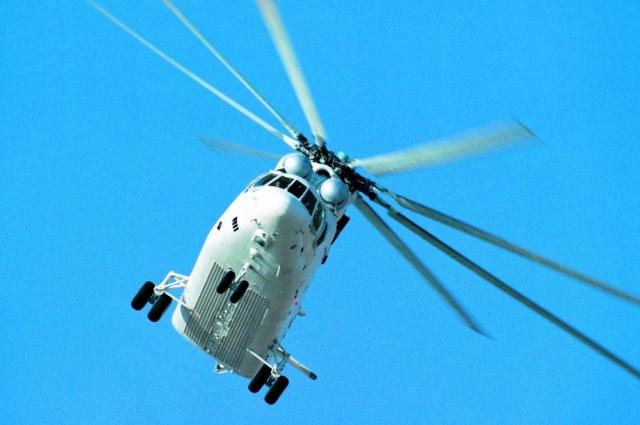 Сейчас в санавиации преимущественно используются вертолеты Ми-2.