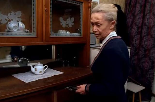 Светлана Немоляева в фильме Небеса обетованные, 1991 год