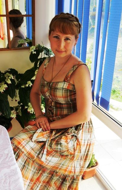 Хабаровчанка Татьяна Стародубцева