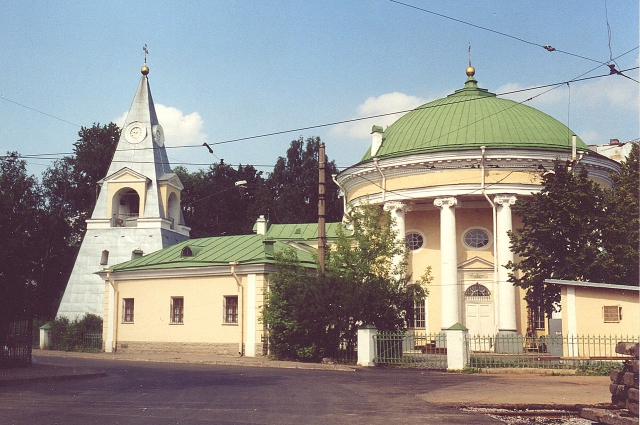 В наши дни икона находится в Троицкой церкви на проспекте 0буxoвcкой обороны.