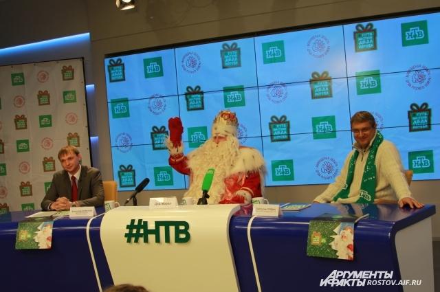 Событие состоялось при аншлаге в пресс-центре «Дон-Медиа».