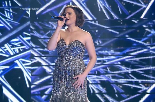 Дарья Антонюк - победительница 5-го сезона шоу «Голос». Дарья Антонюк - победительница 5-го сезона шоу «Голос».