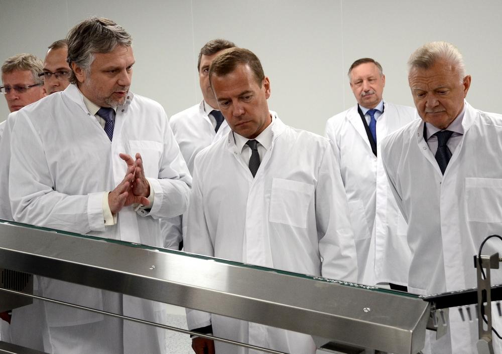 Один из крупнейших инвестпроектов, который запустили в Рязанской области — завод по производству вакцин «ФОРТ».