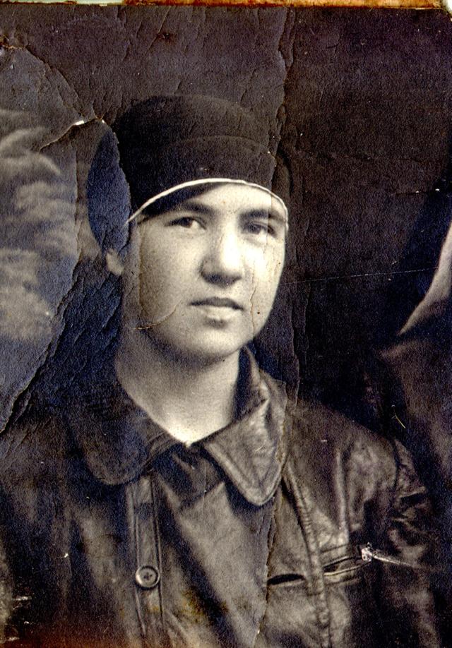 Вера Федоровна Буркова.