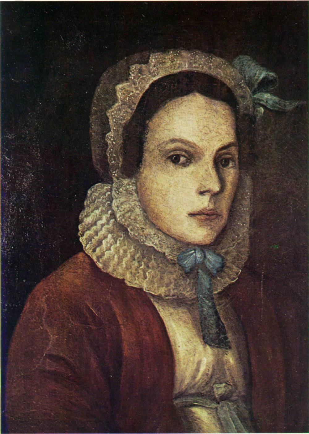 Мария Дмитриевна Менделеева (урождённая Корнильева), мать Д. И. Менделеева.