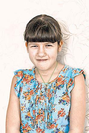 Надя Шалунова.