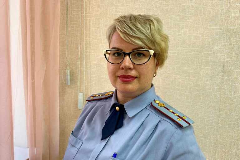 Анастасия Моторина