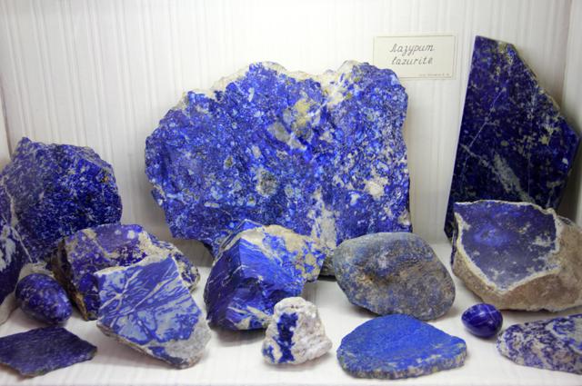 Частный музей минералов в Слюдянке