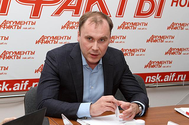 К.Е. Покровский, директор по коммерции и развитию ООО «ДСК КПД-Газстрой»