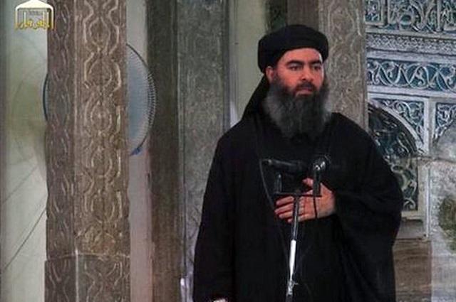 Абу Бакр аль-Багдади.