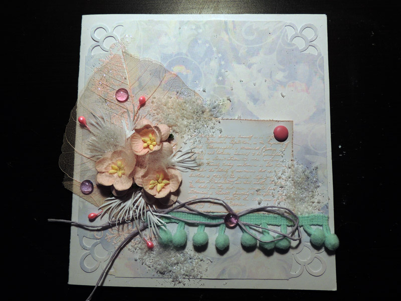 Скрапбукинг открытки для пожилых