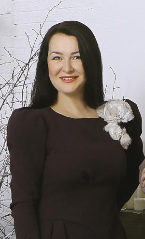 Анеля Волкова, организатор свадебной выставки в Омске