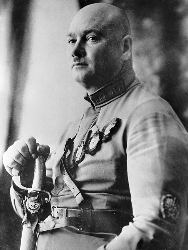 Григорий Котовский, 1924 г.