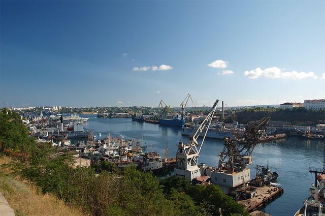 Севастополь, сердце крымской экономики